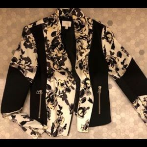 Wilfred Jackets & Coats - Wilfred Aritzia Floral Bomber Jacket